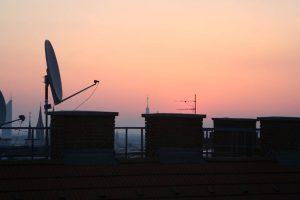 виена-австрия-покрив-антена-телевизия